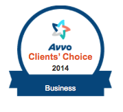 Avvo Client's choice